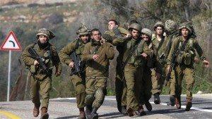 tentara israel ketakutan