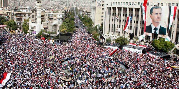 pro-assad-demo