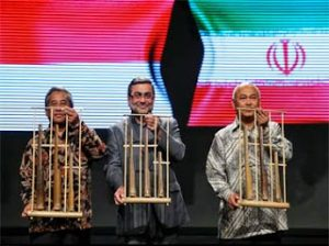 Festival Budaya Indonesia di Teheran (2013)