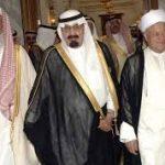 rafsanjani dan raja abdullah bin abdulaziz