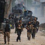 pasukan irak di mosul