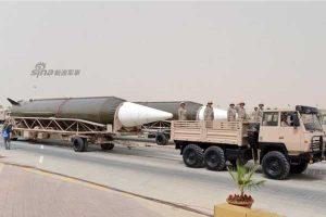 rudal df-3 saudi