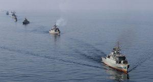 armada tempur iran