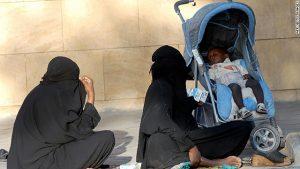Warga miskin Saudi