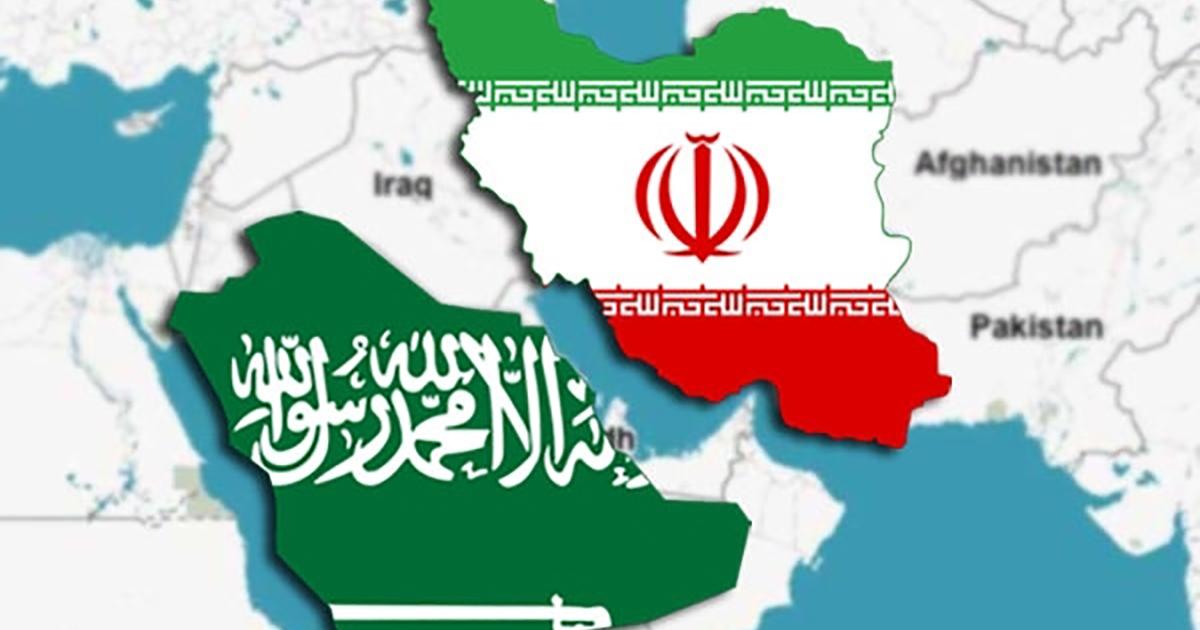 iran dan arab saudi