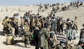 relawan irak al-hashd al-shaabi