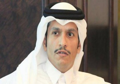 Menlu Qatar Mohammed bin Abdulrahman bin Jassim al-Thani