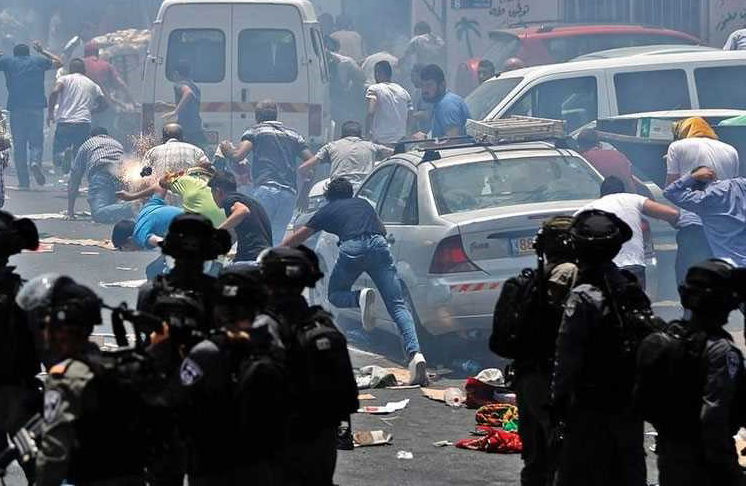 bentrok palestina-israel