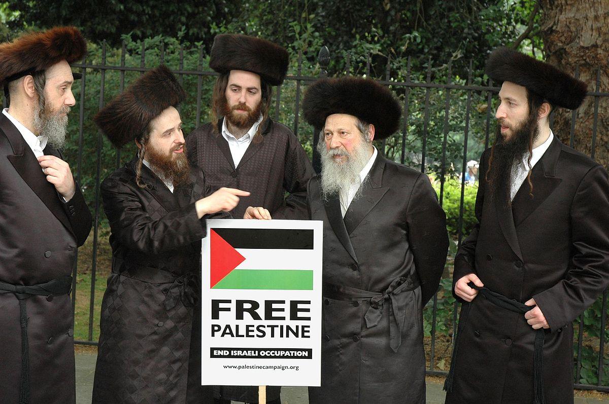 Para Rabi Yahudi Anggota Neturei Karta