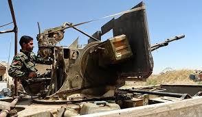 tentara suriah di homs