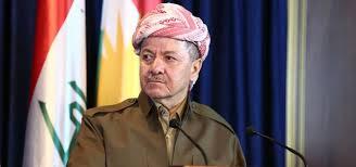 kurdi irak masoud barzani