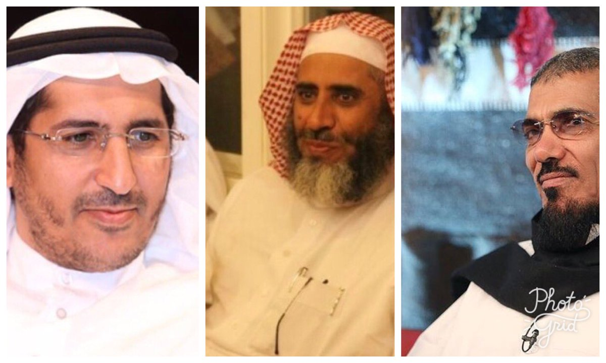 penangkapan ulama di saudi