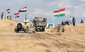 pasukan irak dan peshmerga