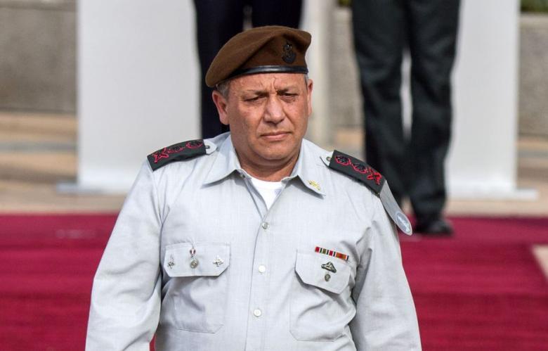 israel Gadi Eizenkot