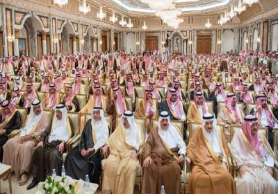 para pangeran saudi