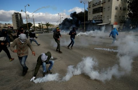 intifada des 2017