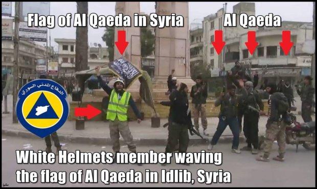 Al Qaida White Helmets