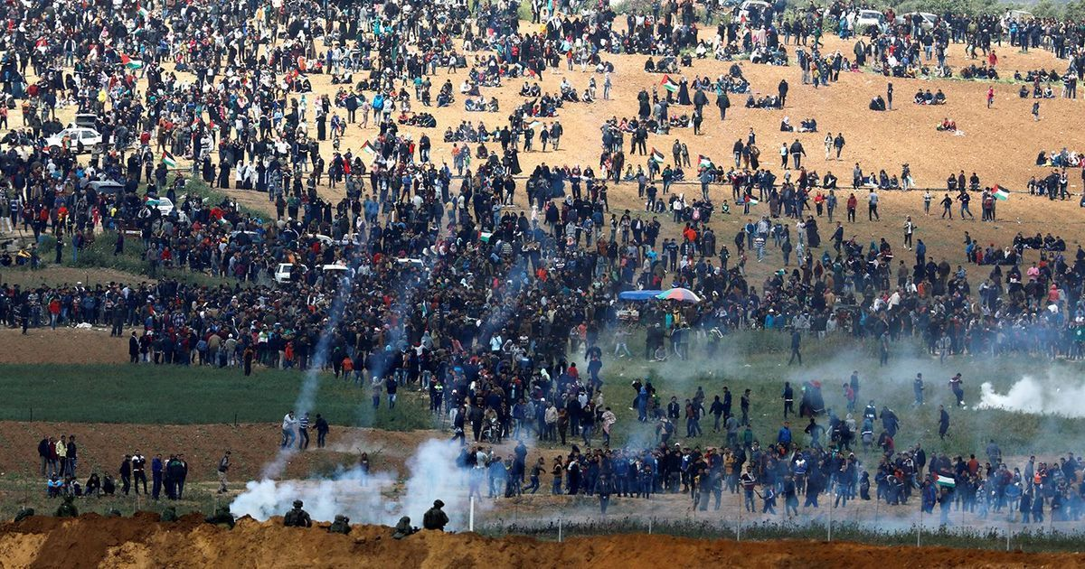 gaza march of riturn