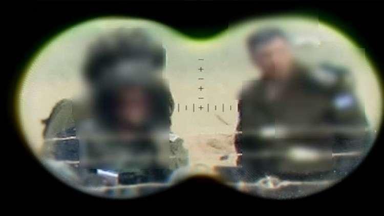 israel diteropong brigade al-quds