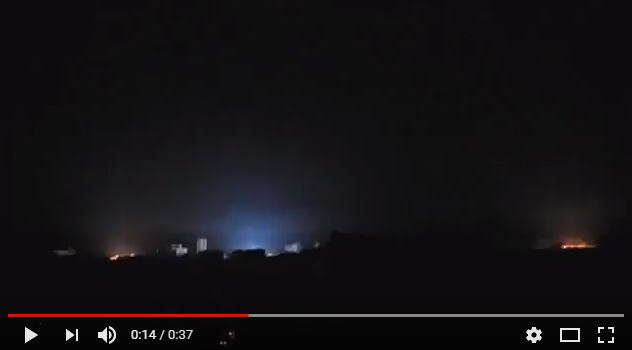 ledakan di damaskus 13-04-2018