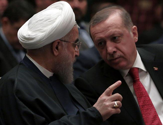rouhani dan erdogan