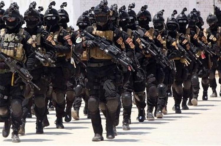 Pasukan IRGC