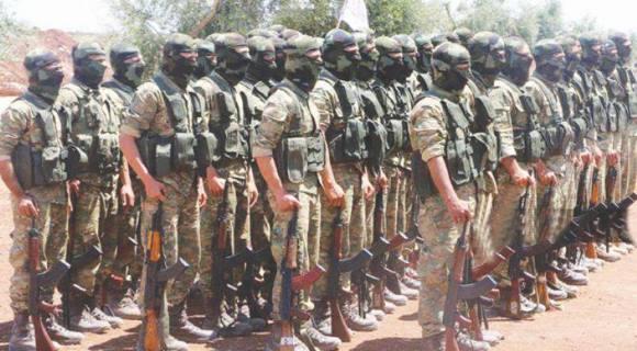 pasukan bertopeng iran