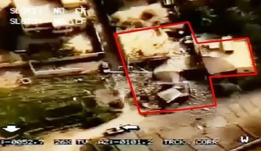 hasil serangan rudal iran anti isis-01