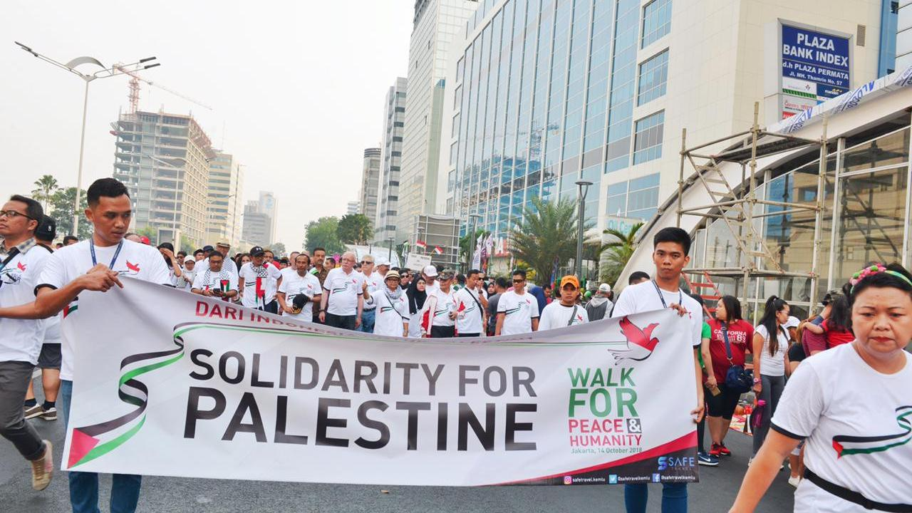 Indonesian Solidarity Week for Palestine